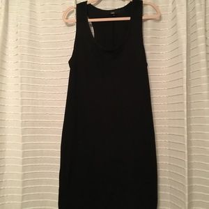 Mossimo Black tank dress